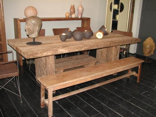 A Complete Guide to Teak Wood Furniture for Home