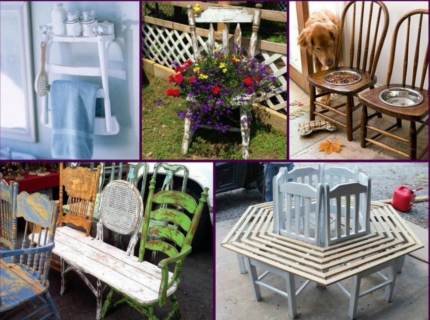 Ways in Which You Can Reuse and Recycle Your Old Furniture without Damaging It