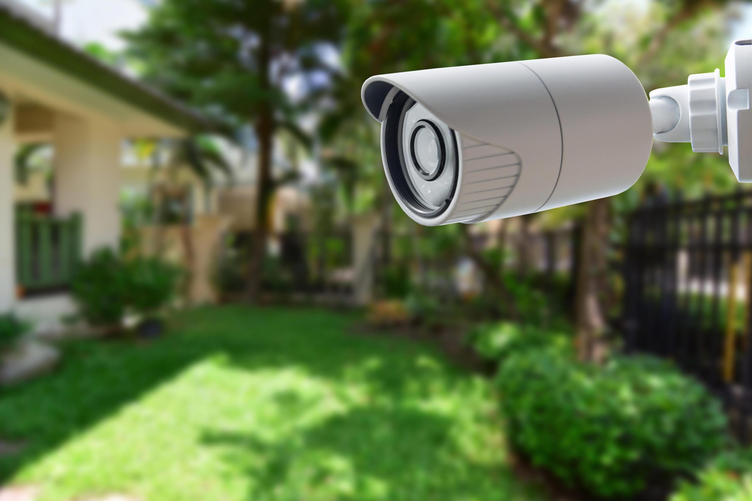 A MATCH MADE IN HEAVEN: THE FUTURE OF HOME SECURITY AND TECHNOLOGY